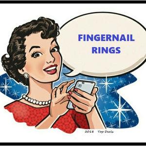 Jewelry - Fingernail Rings